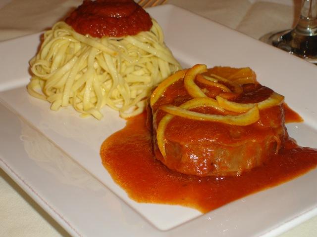 Osso bucco et fondue de tomate - Cuisine italienne osso bucco ...