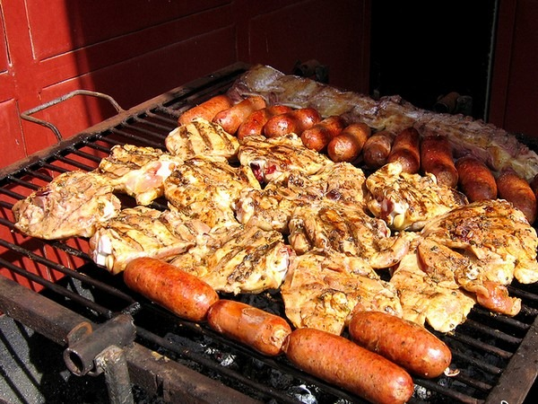 Recettes barbecue - Recette maquereau grille barbecue ...