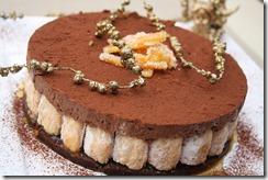 marquise chocolat