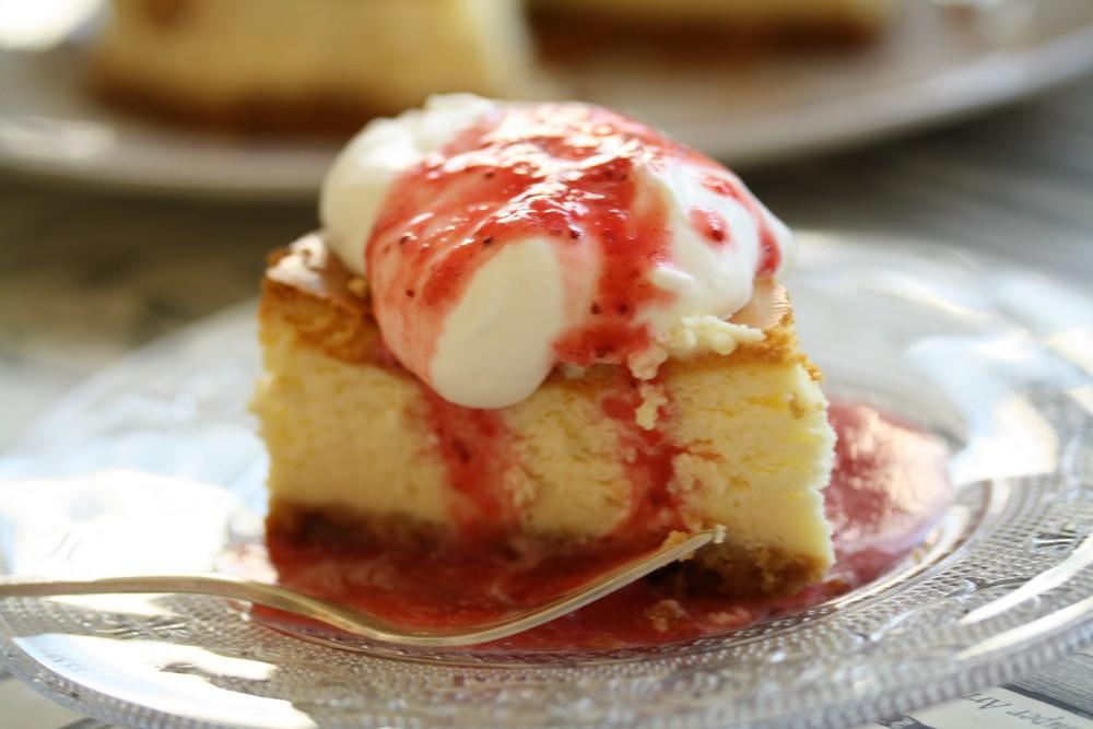 cheesecake cremeux