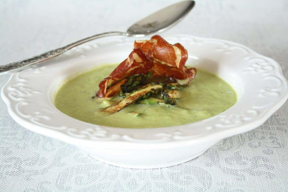 sauce verte pour asperges